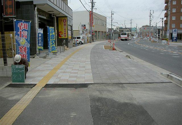 岡崎駅東土地区画整理事業