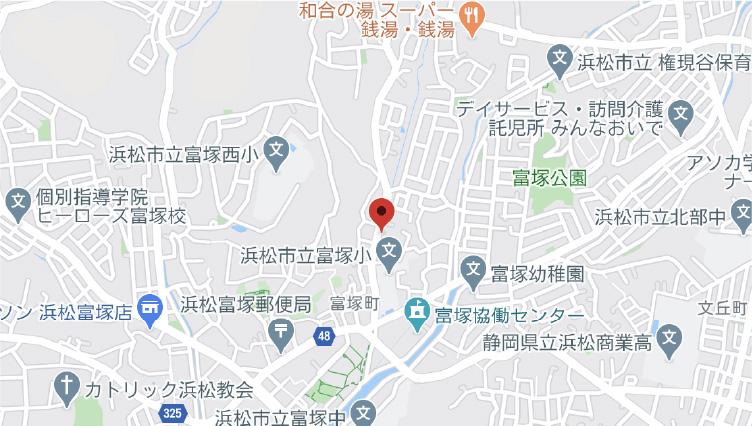 ㈱宮島建設地図