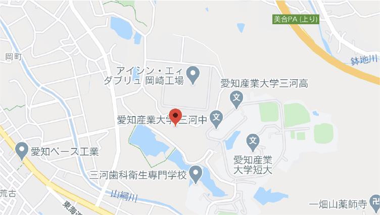 岡町リサイクルプラザ地図